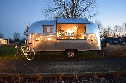 Afbeelding › Coffee Bar on Wheels